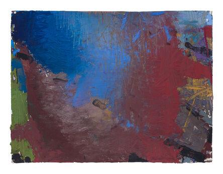 Brian Rutenberg, 'Looming Pine 8', 2018