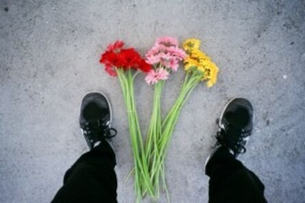 Brandon Stanciell, 'Nike x Flowers', 2015