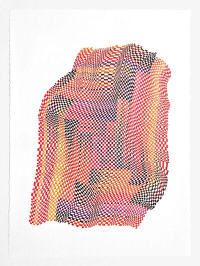 Dana Piazza, 'Squares #18', 2018
