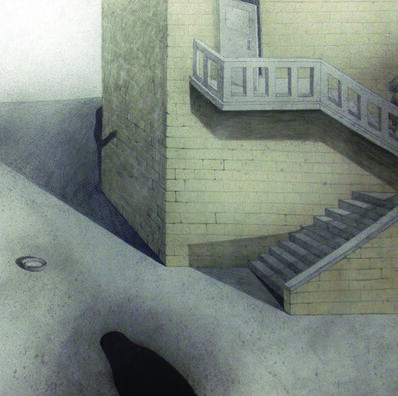 Yoo Yun Yang, 'Space of third person', 2008