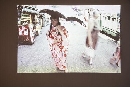 Yayoi Kusama, 'Walking Piece', 1966