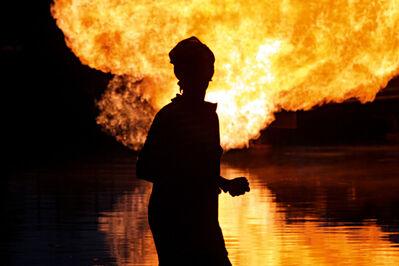 George Osodi, 'Gas Flare 2', 2006