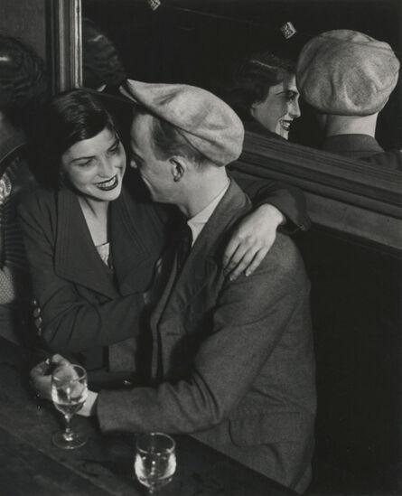 Brassaï, 'Couple at the Bal des Quatre Saisons, Rue de Lappe', 1933