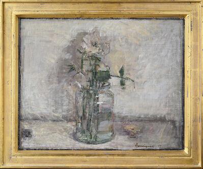 Ben Henriques, 'White flowers'