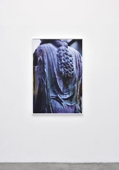 James Welling, 'Acropolis Museum. Karyatid', 2019