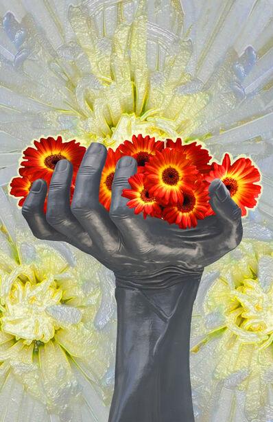 Gerrie Lewis, 'Flower Power', 2019