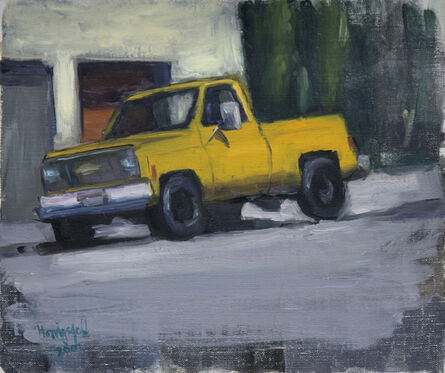 Victor Honigsfeld, 'San Francisco Truck', 2001
