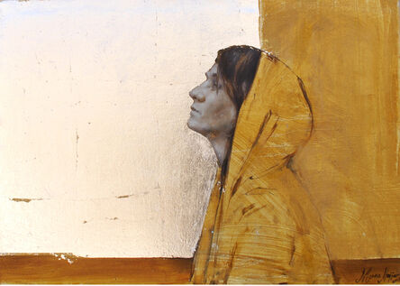 Marwa Najjar, 'Sliver Sky', 2014