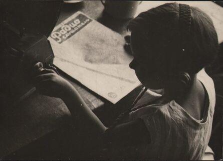 Alexander Rodchenko, 'Radio Listener', 1929
