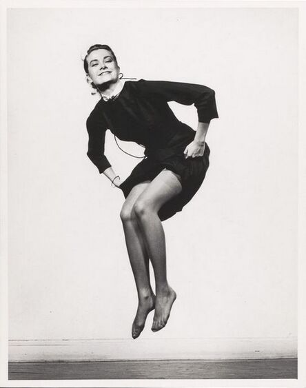 Philippe Halsman, 'Grace Kelly Jump', 1954