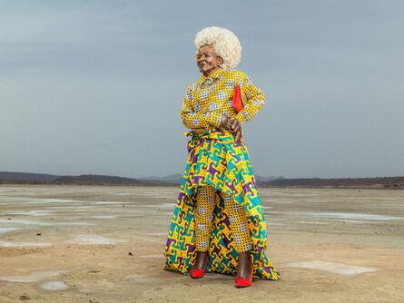 Osborne Macharia, 'Magadi 2', 2017