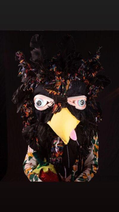Jenny Ollikainen, 'Black bird', ca. 2020