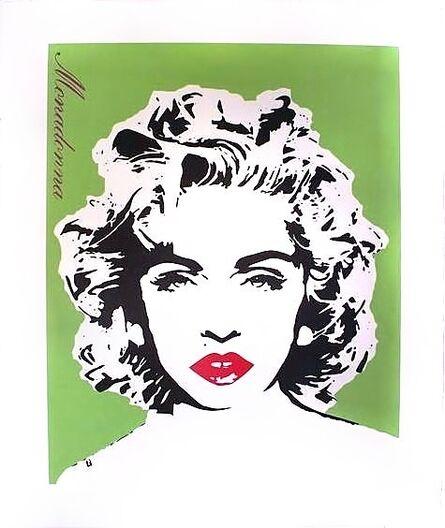 Bambi, 'Madonna - Green', 2012