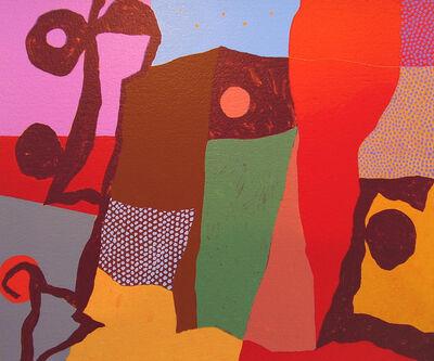 Clyde Hopkins, 'After Gorky's Dustbin I', 2006