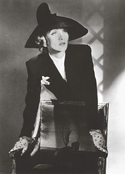 Horst P. Horst, 'Marlene Dietrich', 1942