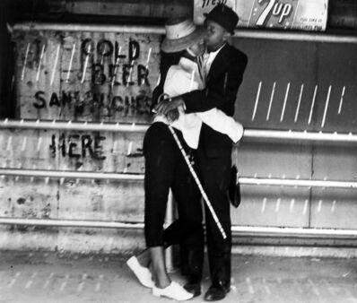 Leon Levinstein, 'Coney Island', ca. 1952