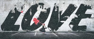 David Drebin, 'Love Is In The Air', 2021