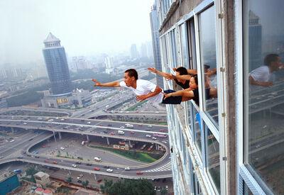Li Wei 李日韦, '29 levels of freedom 040-01', 2003