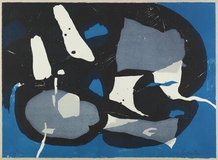 James Brooks (1906-1992), 'Ashawagh', 1970