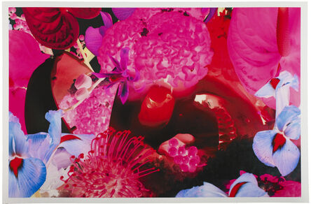 Marc Quinn, '08 from At the Far Edges of the Universe', 2010