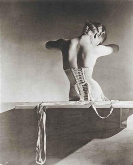 Horst P. Horst, 'Corset by Detolle for Mainbocher, Paris', 1939