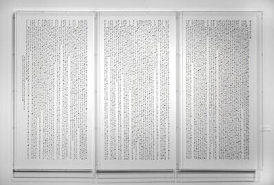 Cui Fei, 'Manuscript of Nature VIII 自然的手稿之八', 2010