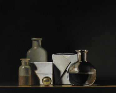 Guy Diehl, 'Still Life with Take-Out Food', 2020