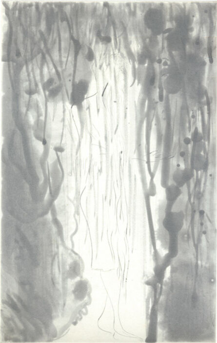 Chris Ofili, 'Rainbow - Grey Seale', 2008
