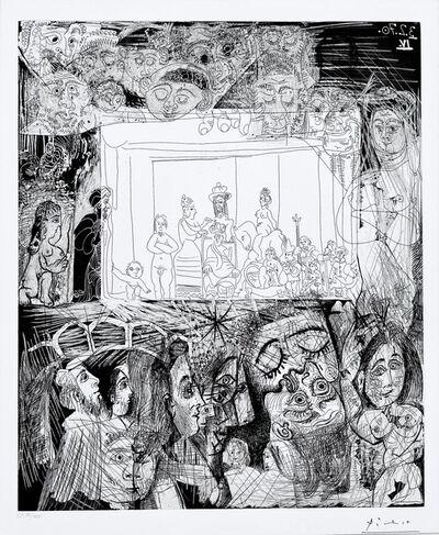 Pablo Picasso, 'Ecce Homo, d'Après Rembrandt', 1970