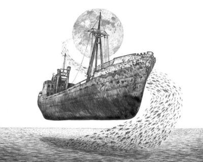 Scott Bluedorn, 'Tidal Dance', 2017