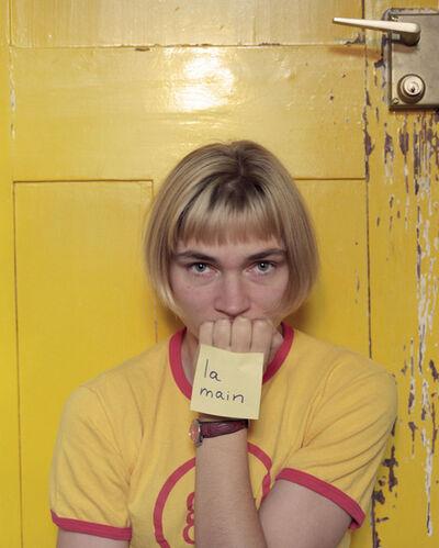 Elina Brotherus, 'La Main', 1999