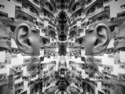 Graham Nash, 'Eyes and Ears', 2016