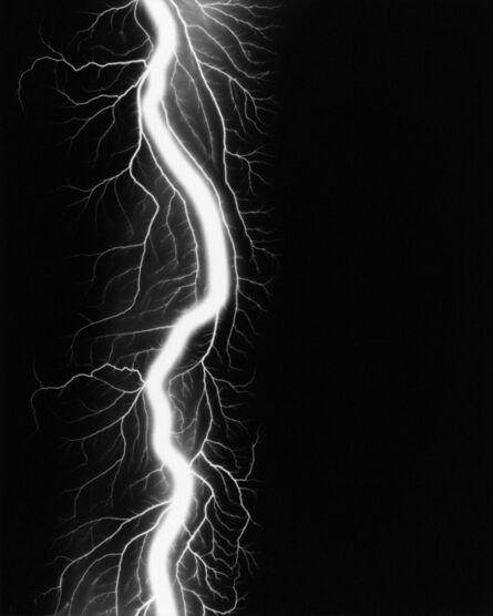 Hiroshi Sugimoto, 'Lightning Fields 220', 2009