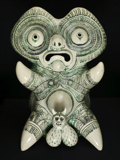 Grayson Perry, 'Tomb Guardian', 2011