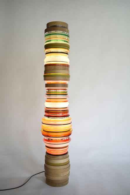 Matt Gagnon, 'Orange Oak', 2020