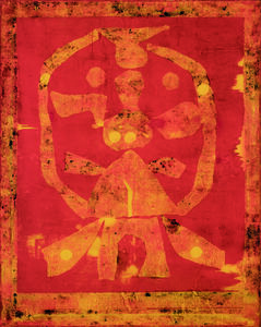 V. S. Gaitonde, 'Untitled', 1989