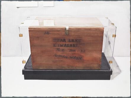 Thuy-Van Vu, 'Iwasaki's Box (Museum of History and Industry)', 2013