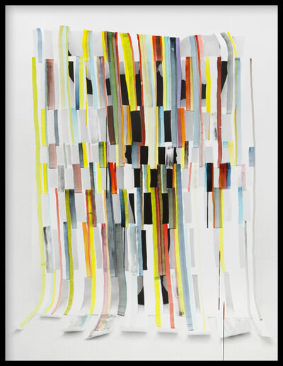 Helen Feifel, 'Rainbows are Trending in Fashion 12', 2017