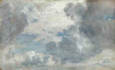 John Constable, 'Cloud Study', 1822
