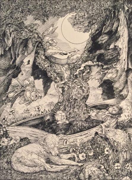 Daniel Birdsong, 'The Raconteur', 2014