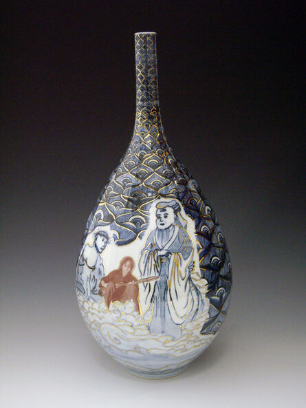Sin-ying Ho, 'Confucius, John Lennon and Jesus Christ – Confluence', 2008