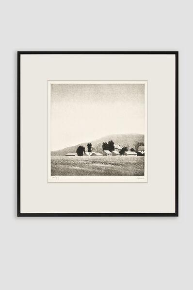 Robert Kipniss, 'Bird in Hand II Drypoint ', 1992