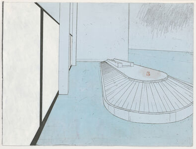 Amze Emmons, 'Personal Baggage', 2002