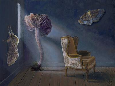 Bella Ormseth, 'Waiting by the Window', 2021