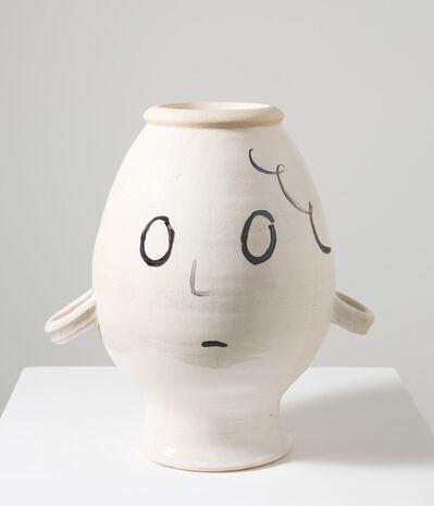 Judith Hopf, 'Erschöpfte Vase', 2013