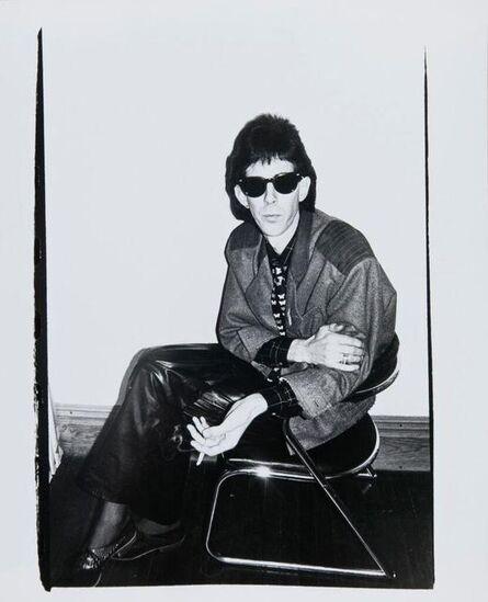 Andy Warhol, 'Andy Warhol, Photograph of Ric Ocasek (The Cars), 1980', 1980