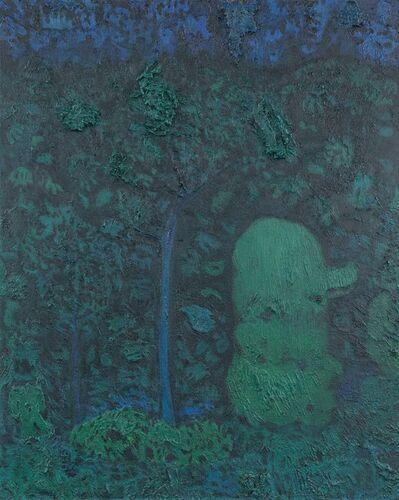 Shi Xinji, 'Trees and Stones of South Mountain', 2016