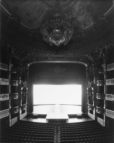 Hiroshi Sugimoto, 'Palais Garnier, Paris', 2019