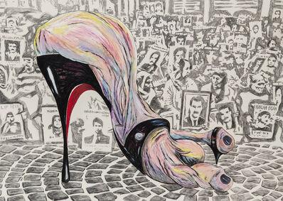 Memed Erdener a.k.a. Extrastruggle, 'Put Your Foot Down', 2017