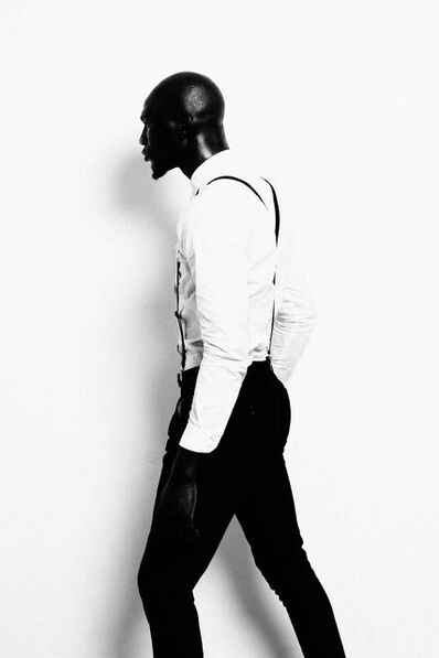 Lakin Ogunbanwo, 'Untitled (Standing Clothed)', 2013